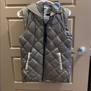 Lululemon down vest reversible sz 8 EUC